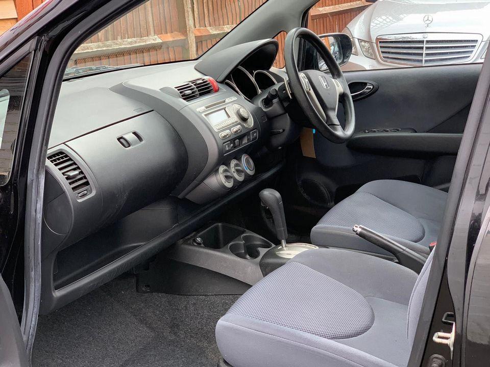 2007 Honda Jazz 1.4 i-DSI SE CVT-7 5dr - Picture 14 of 25