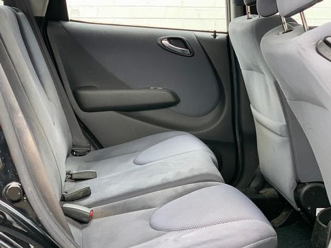 2007 Honda Jazz 1.4 i-DSI SE CVT-7 5dr - Picture 19 of 25