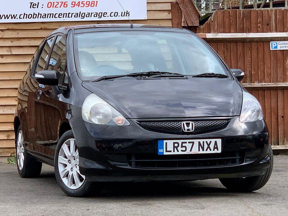 2007 Honda Jazz 1.4 i-DSI SE CVT-7 5dr - Picture 1 of 25