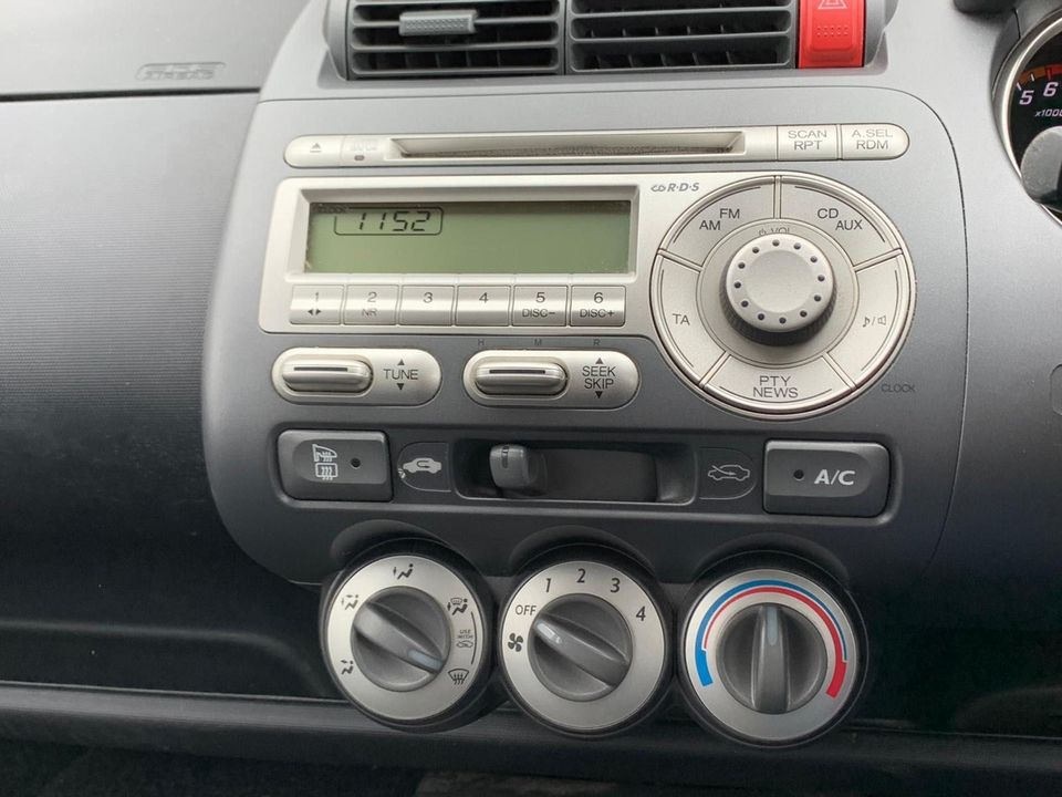 2007 Honda Jazz 1.4 i-DSI SE CVT-7 5dr - Picture 21 of 25