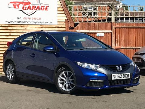 2012 Honda Civic 1.8 i-VTEC SE 5dr - Picture 1 of 32
