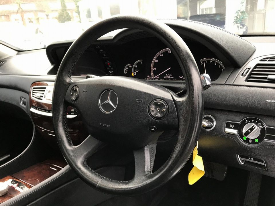 2007 Mercedes-Benz CL 5.5 CL500 2dr - Picture 20 of 53