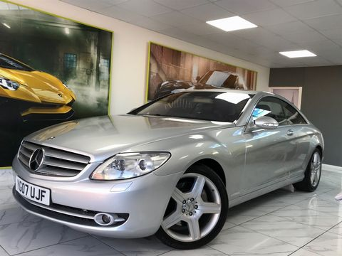 2007 Mercedes-Benz CL 5.5 CL500 2dr - Picture 5 of 53