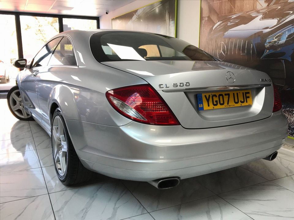 2007 Mercedes-Benz CL 5.5 CL500 2dr - Picture 6 of 53