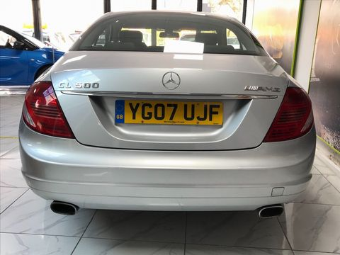2007 Mercedes-Benz CL 5.5 CL500 2dr - Picture 7 of 53