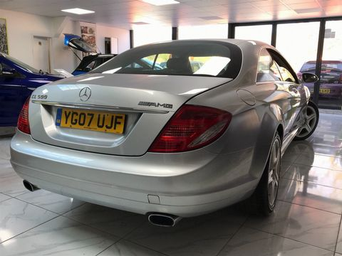 2007 Mercedes-Benz CL 5.5 CL500 2dr - Picture 9 of 53
