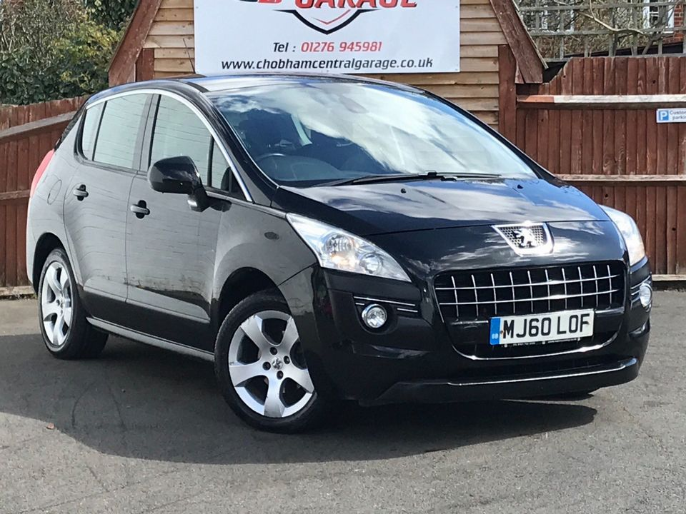 2011 Peugeot 3008 1.6 HDi FAP Sport EGC 5dr - Picture 1 of 33