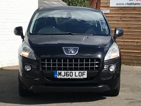 2011 Peugeot 3008 1.6 HDi FAP Sport EGC 5dr - Picture 3 of 33