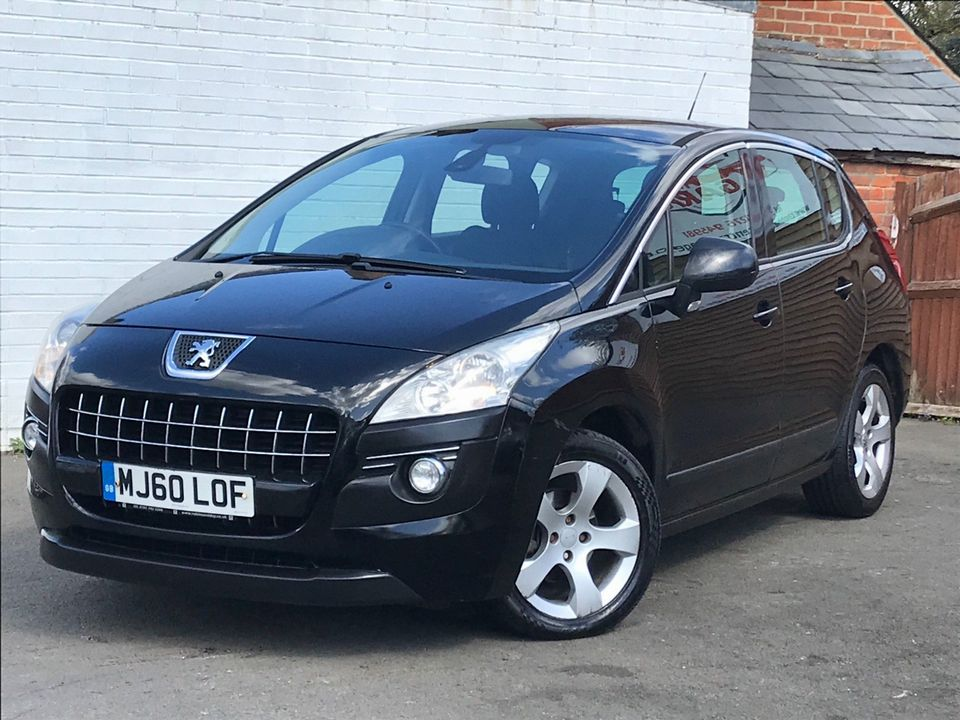 2011 Peugeot 3008 1.6 HDi FAP Sport EGC 5dr - Picture 5 of 33