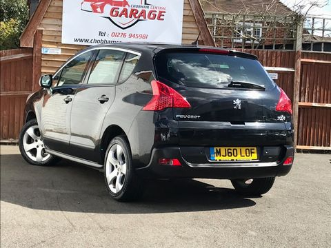 2011 Peugeot 3008 1.6 HDi FAP Sport EGC 5dr - Picture 6 of 33