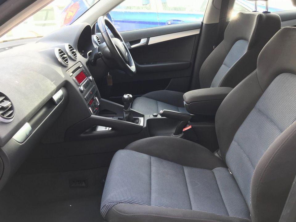2010 Audi A3 1.6 TDI Sport Sportback 5dr - Picture 17 of 35