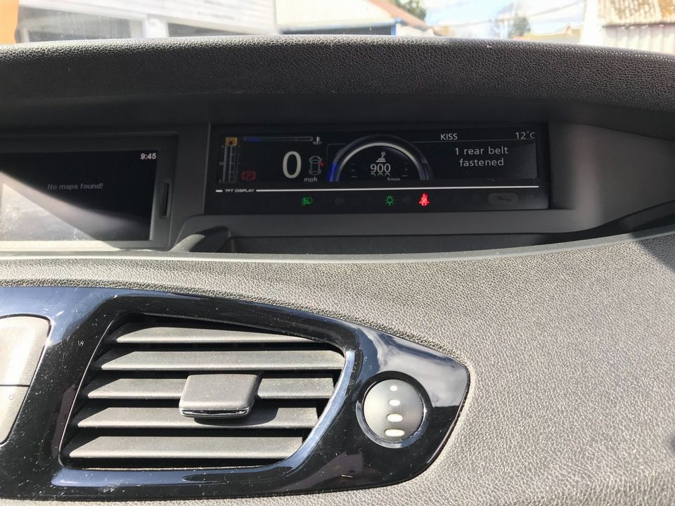 2012 Renault Grand Scenic 1.5 dCi Dynamique TomTom 5dr - Picture 19 of 32