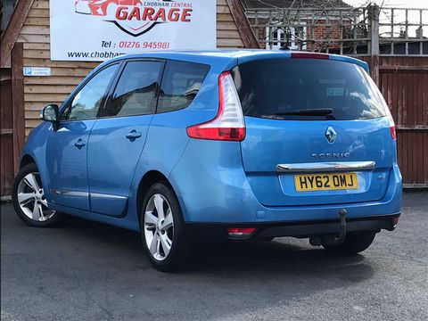 2012 Renault Grand Scenic 1.5 dCi Dynamique TomTom 5dr - Picture 6 of 32