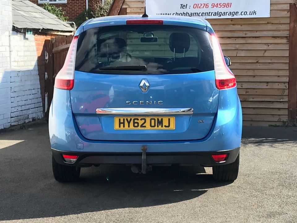 2012 Renault Grand Scenic 1.5 dCi Dynamique TomTom 5dr - Picture 9 of 32