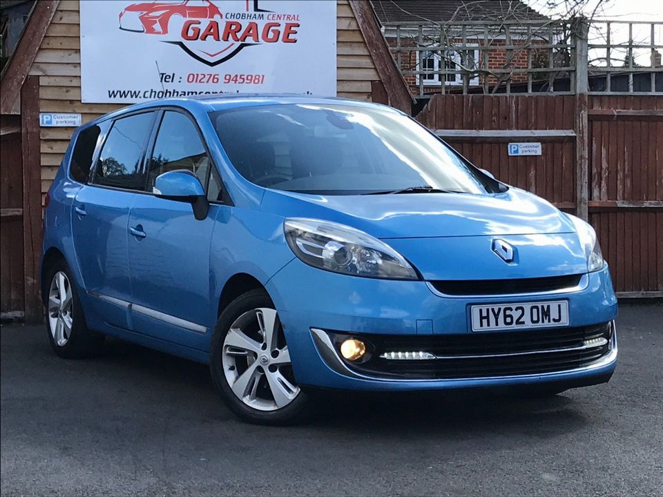 2012 Renault Grand Scenic 1.5 dCi Dynamique TomTom 5dr - Picture 1 of 32