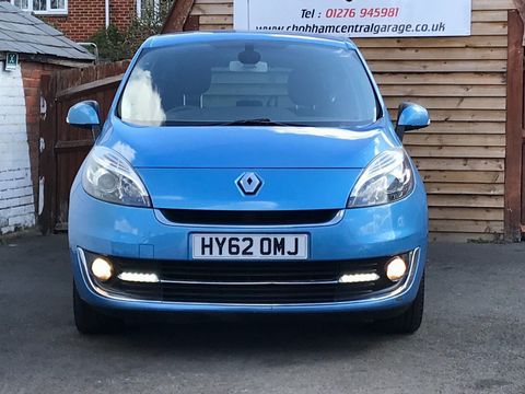2012 Renault Grand Scenic 1.5 dCi Dynamique TomTom 5dr - Picture 3 of 32