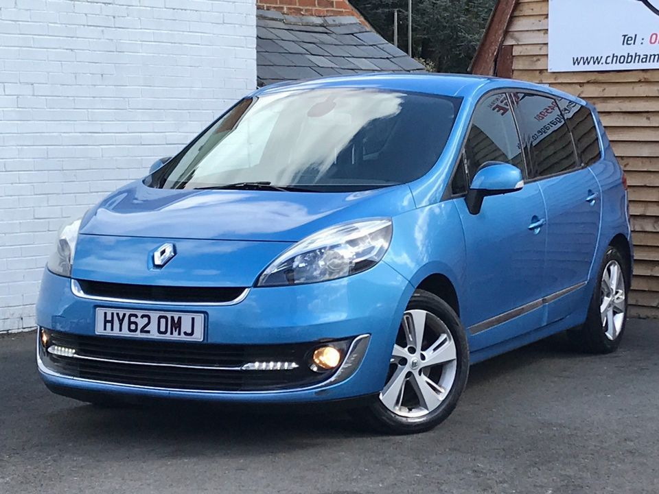 2012 Renault Grand Scenic 1.5 dCi Dynamique TomTom 5dr - Picture 5 of 32