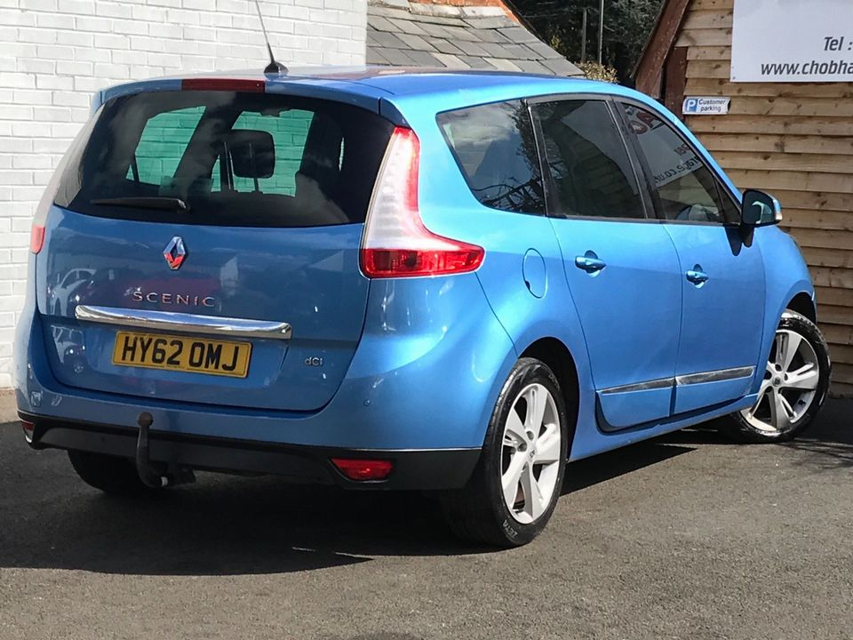 2012 Renault Grand Scenic 1.5 dCi Dynamique TomTom 5dr - Picture 7 of 32