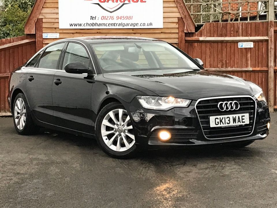 2013 Audi A6 Saloon 2.0 TDI SE 4dr - Picture 1 of 41