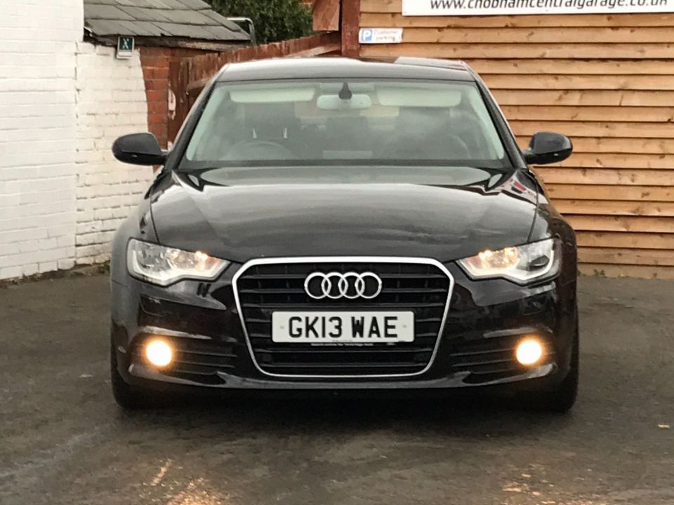 2013 Audi A6 Saloon 2.0 TDI SE 4dr - Picture 3 of 41