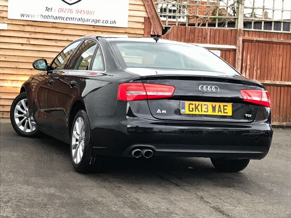 2013 Audi A6 Saloon 2.0 TDI SE 4dr - Picture 6 of 41