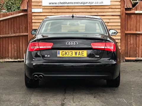 2013 Audi A6 Saloon 2.0 TDI SE 4dr - Picture 7 of 41