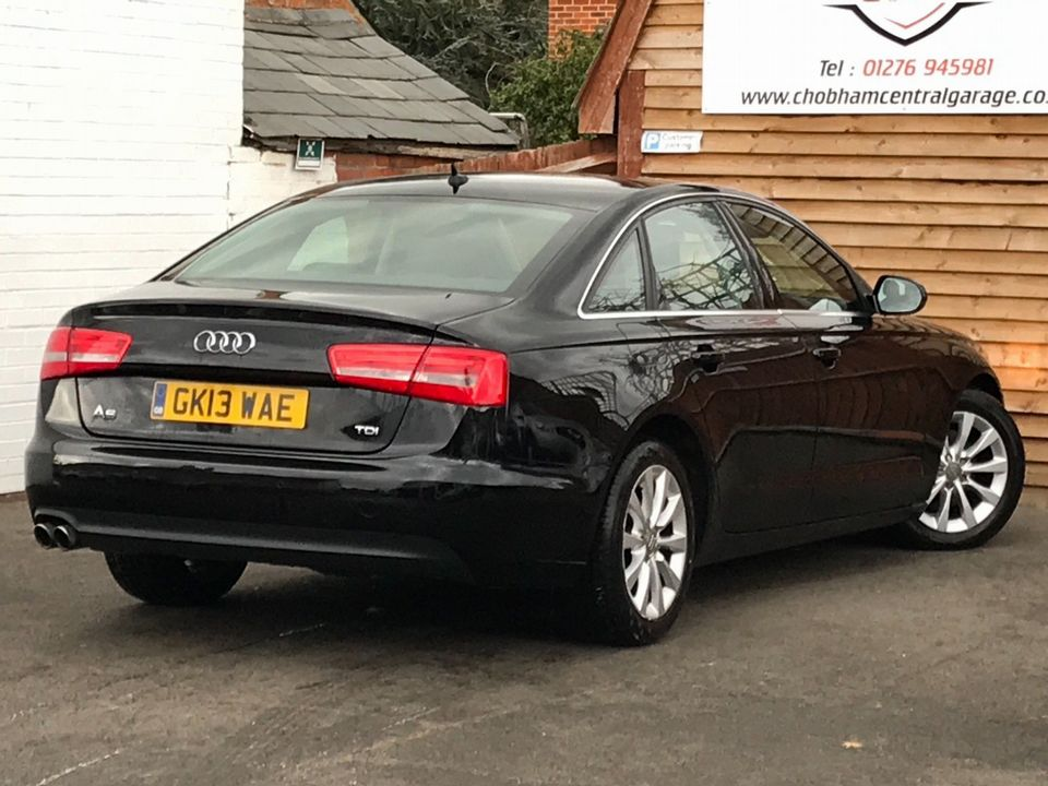 2013 Audi A6 Saloon 2.0 TDI SE 4dr - Picture 9 of 41