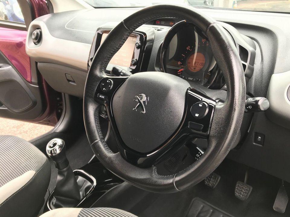 2015 Peugeot 108 1.2 PureTech Allure Top! 5dr - Picture 18 of 42