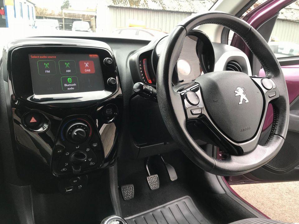 2015 Peugeot 108 1.2 PureTech Allure Top! 5dr - Picture 19 of 42