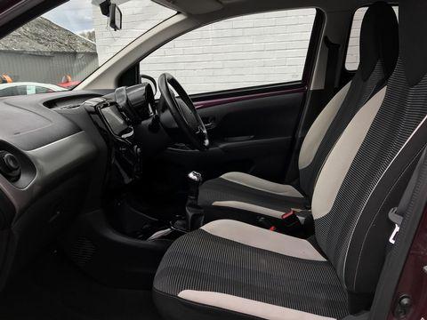 2015 Peugeot 108 1.2 PureTech Allure Top! 5dr - Picture 20 of 42