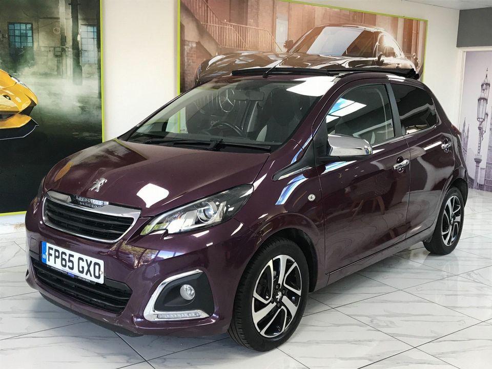 2015 Peugeot 108 1.2 PureTech Allure Top! 5dr - Picture 5 of 42
