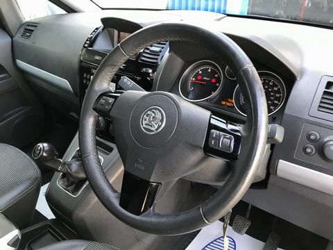 2010 Vauxhall Zafira 1.9 CDTi Active 5dr - Picture 19 of 34