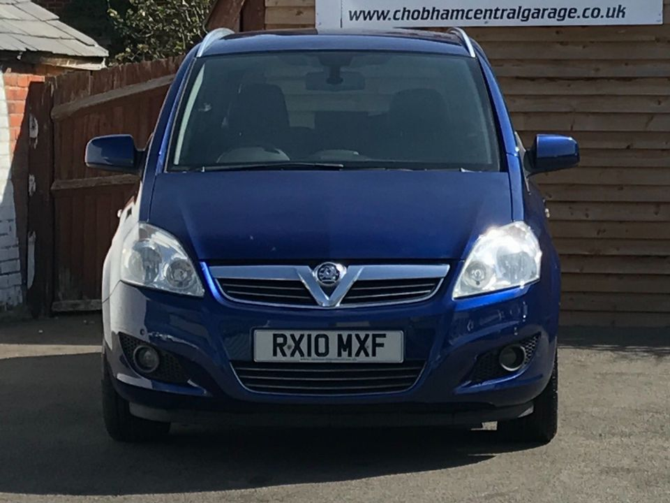 2010 Vauxhall Zafira 1.9 CDTi Active 5dr - Picture 3 of 34