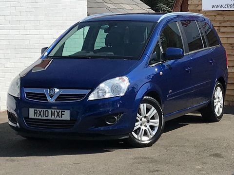 2010 Vauxhall Zafira 1.9 CDTi Active 5dr - Picture 5 of 34