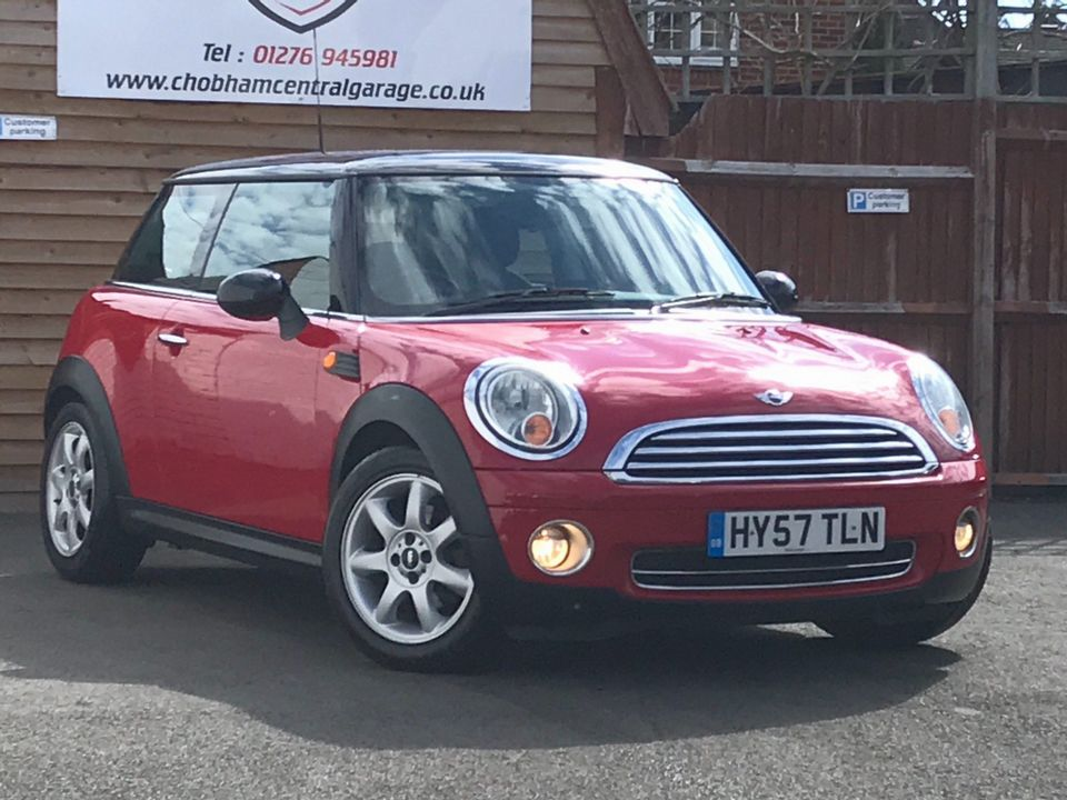 2007 MINI Hatch 1.6 Cooper 3dr - Picture 1 of 30