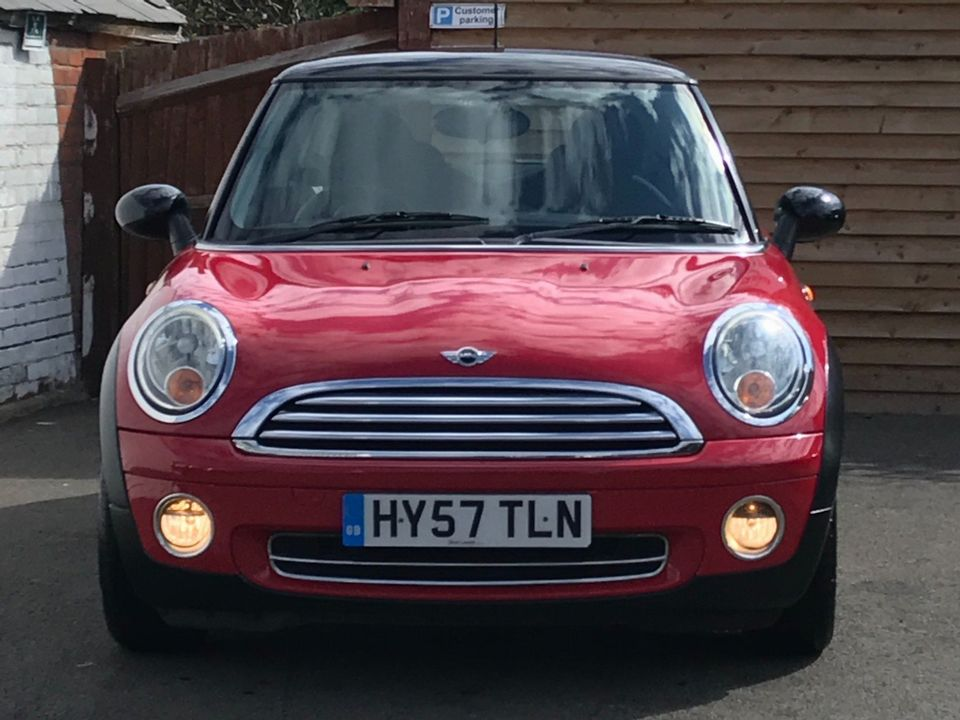 2007 MINI Hatch 1.6 Cooper 3dr - Picture 3 of 30