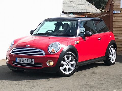 2007 MINI Hatch 1.6 Cooper 3dr - Picture 5 of 30