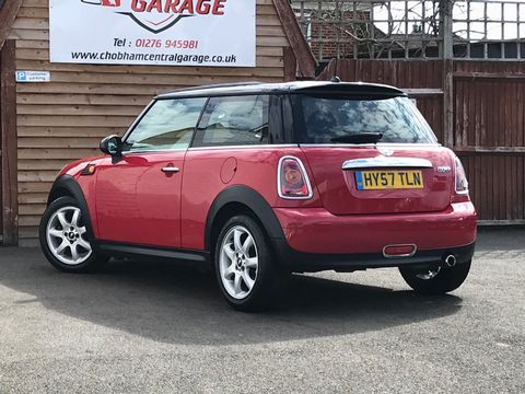 2007 MINI Hatch 1.6 Cooper 3dr - Picture 7 of 30