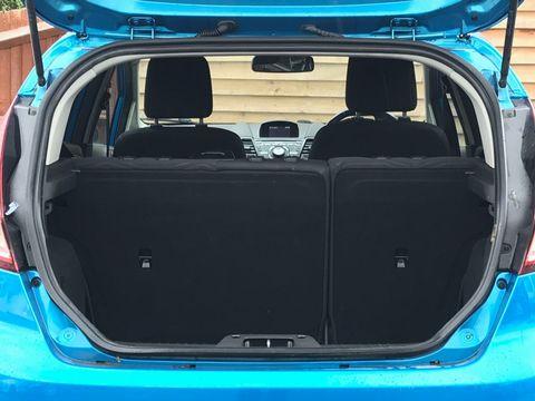 2013 Ford Fiesta 1.5 TDCi Titanium 5dr - Picture 9 of 28