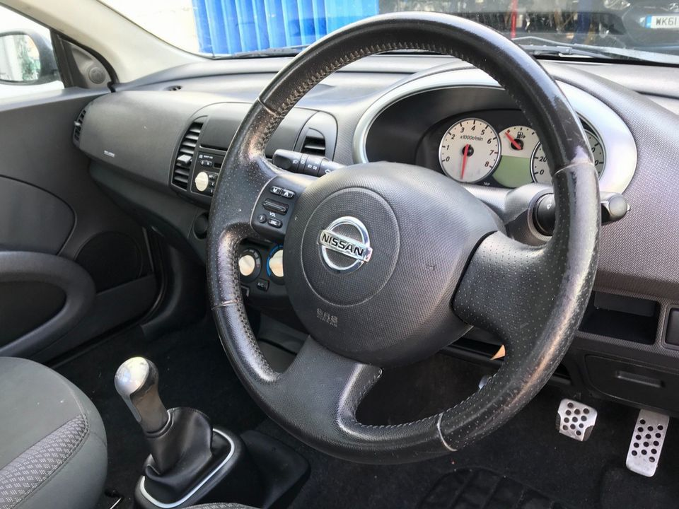 2007 Nissan Micra C+C 1.6 Pink 2dr - Picture 21 of 37