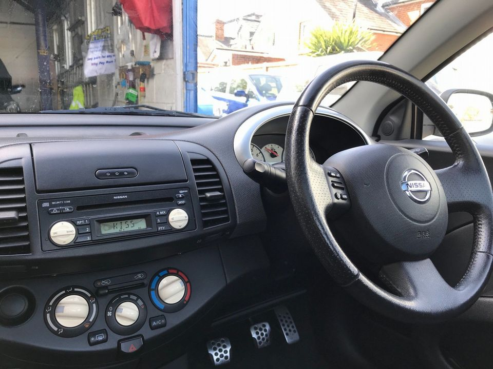 2007 Nissan Micra C+C 1.6 Pink 2dr - Picture 23 of 37