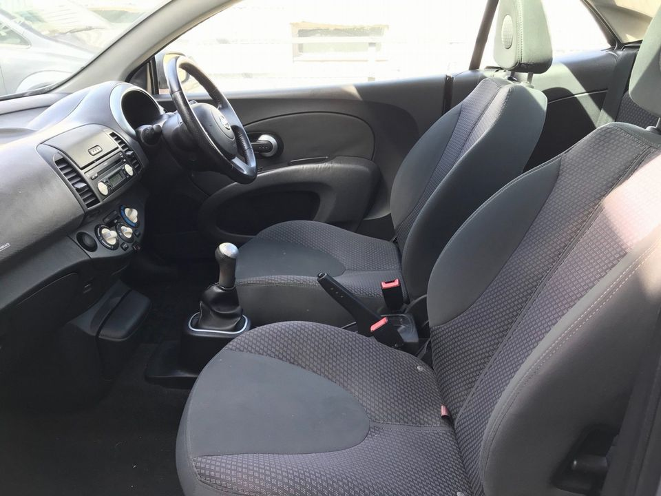 2007 Nissan Micra C+C 1.6 Pink 2dr - Picture 24 of 37