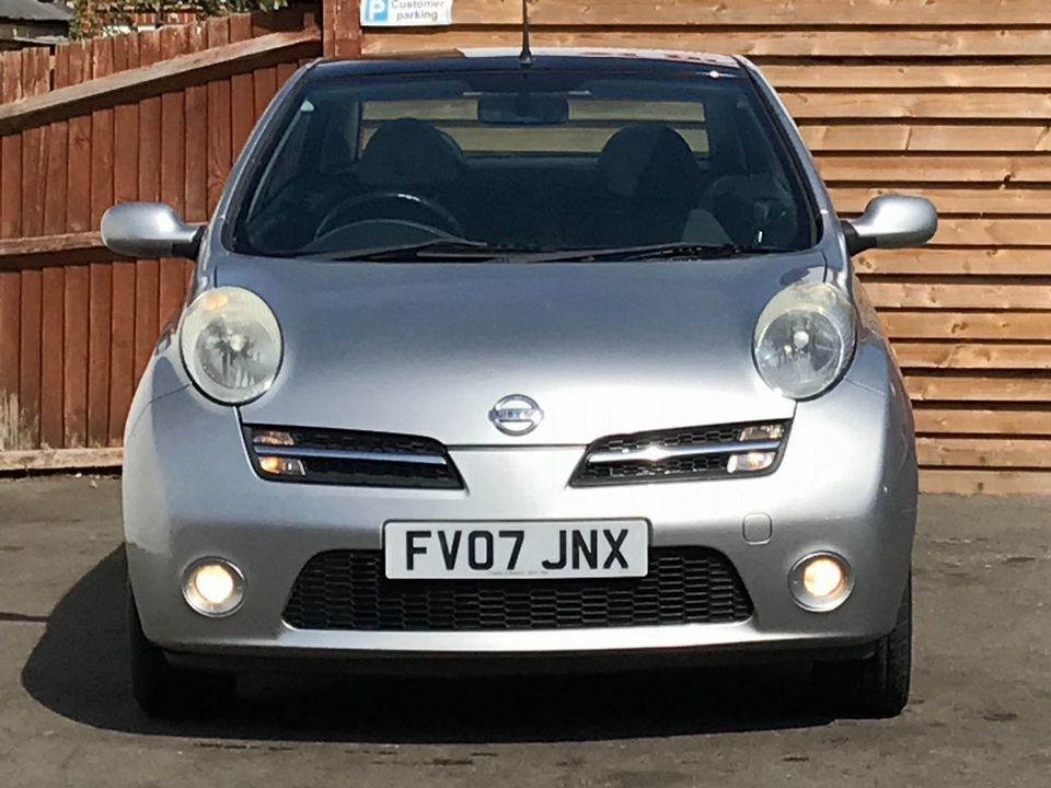 2007 Nissan Micra C+C 1.6 Pink 2dr - Picture 5 of 37