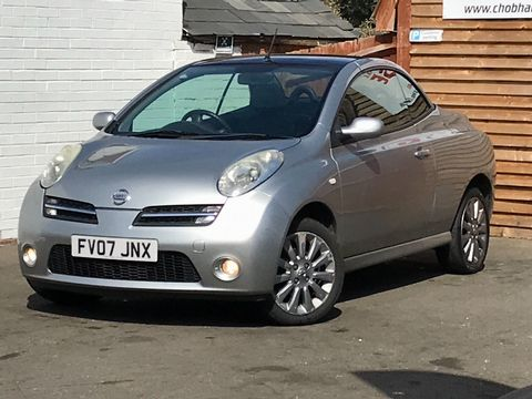 2007 Nissan Micra C+C 1.6 Pink 2dr - Picture 6 of 37