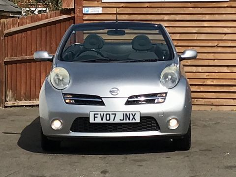 2007 Nissan Micra C+C 1.6 Pink 2dr - Picture 8 of 37