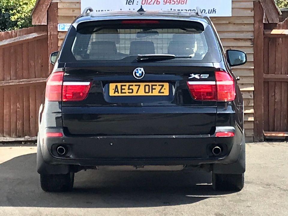 2007 BMW X5 3.0d SE Auto 4WD 5dr - Picture 7 of 45