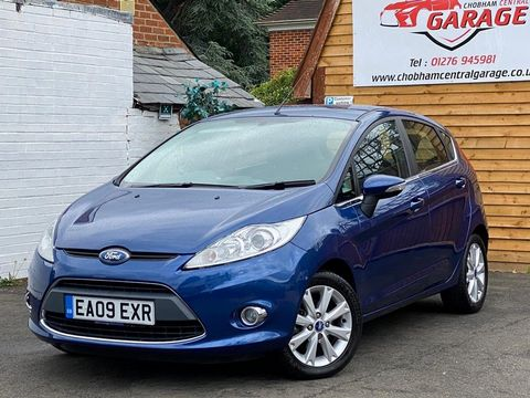 2009 Ford Fiesta 1.25 Zetec 5dr - Picture 5 of 28