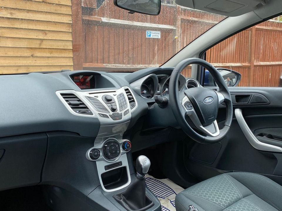 2009 Ford Fiesta 1.25 Zetec 5dr - Picture 18 of 36