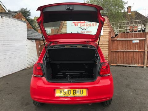 2010 Volkswagen Polo 1.2 S 5dr (a/c) - Picture 10 of 28
