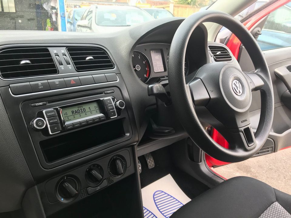 2010 Volkswagen Polo 1.2 S 5dr (a/c) - Picture 14 of 28
